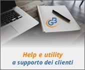 Help e utility a supporto dei clienti GB