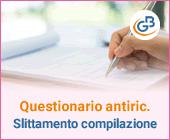 Questionario antiriciclaggio: quando slitta la compilazione?